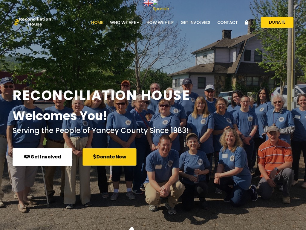 Southern Reconcilliation Website