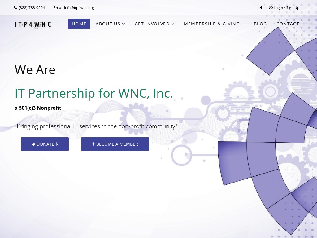 IT Partnership for WNC, Inc.