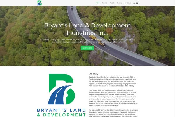 Bryant's Land & Development