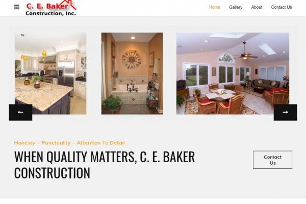 C. E. Baker Construction, Inc.