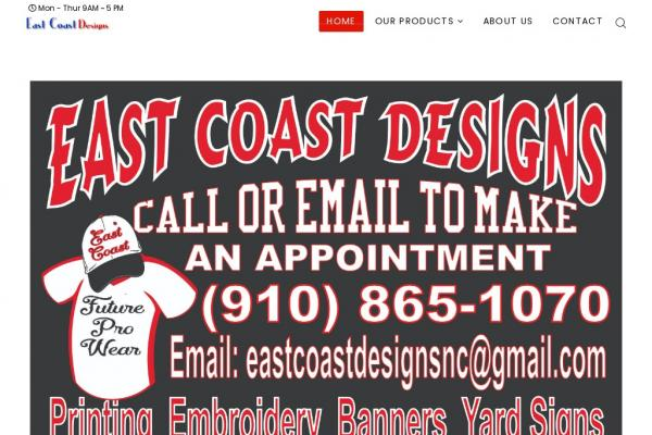 East Coast Designs