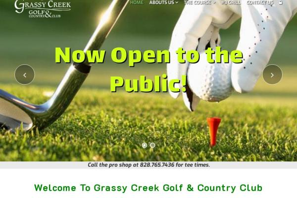 Grassy Creek Golf Course