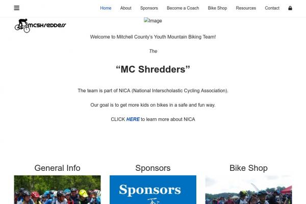 Mitchell County Shredders