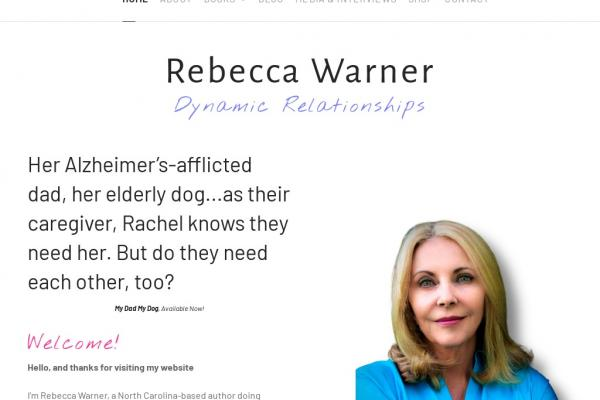 Rebecca Warner Author