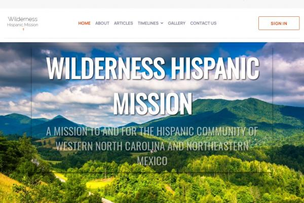Wilderness Hispanic Mission